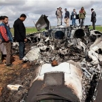 US fighter jet crashes in Libya