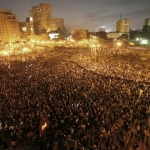 If Arab Spring threatens Israel, why does Saban support it?
