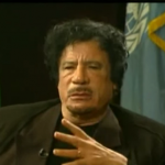 September 2009: Muammar Gaddafi speaks to Al Jazeera, slams UN Security Council, discusses Palestine, Iran, Lockerbie, AFRICOM, and the Libyan Arab Jamahiriya's system of democratic governance