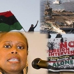 Cynthia McKinney: Why is President Obama sending 12, 000 U.S. troops to Libya?