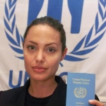 Angelina Jolie Conscripted To Sell Genocidal 'Humanitarian Intervention' War Doctrine