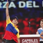 Israel&#8217;s Man in Venezuela: Henrique Capriles Radonski