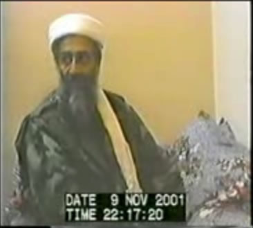 9 11 bin laden originally. Mistranslated Osama in Laden